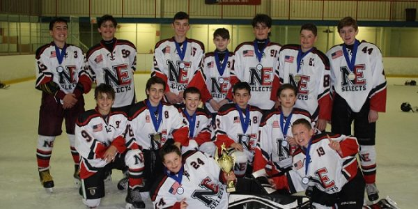 '04 Northeast Selects Are Champions!